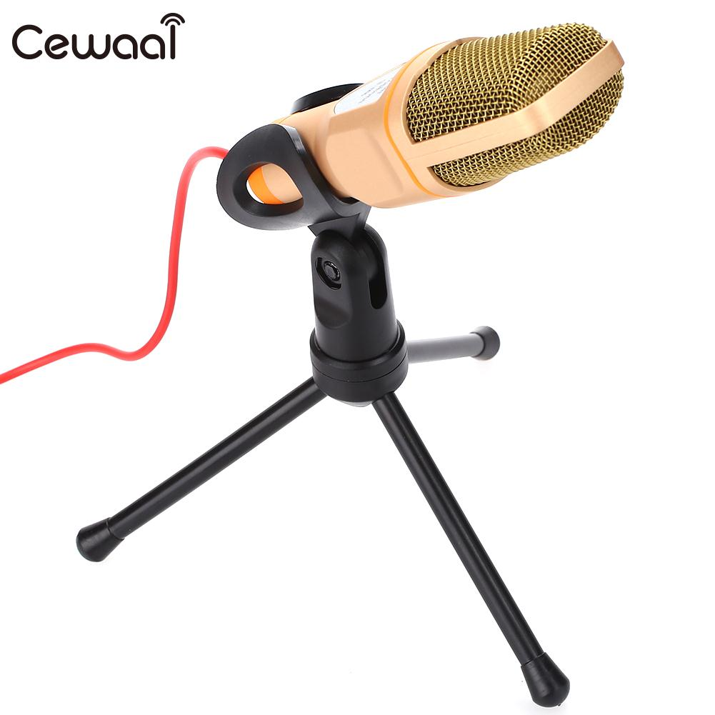 fashion microphone singing dynamic mic live streaming microphone condenser gold portable in. Black Bedroom Furniture Sets. Home Design Ideas