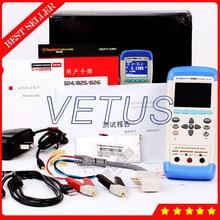 AT826 точность 0.2% USB LCR метр ESR Тестер электрический мост сенсорный экран TFT-LCD 100 Гц, 120 Гц, 1 кГц, 10 кГц, 100 kH L, C, R, Z