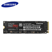 Samsung Interne SSD disk 960 PRO 512 GB 1 TB 2 TB Interne Solid State Drives PCIe 3.0x4 NVMe 1.2 Harde Schijf voor Laptop PC