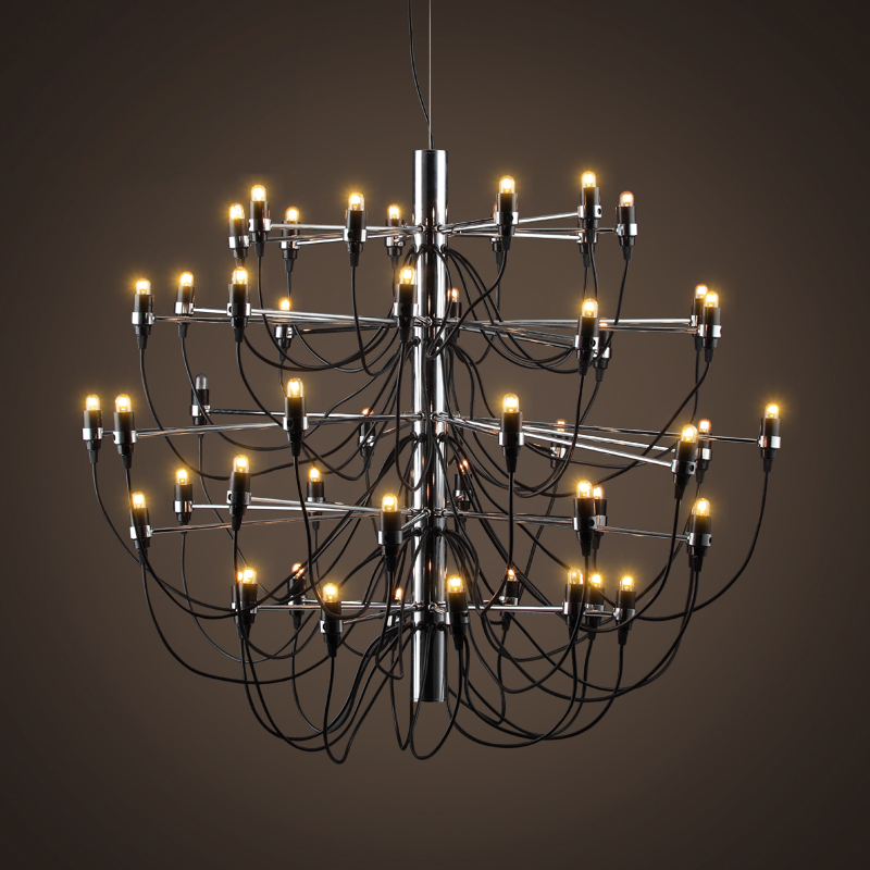 Image 4 - Modern Chandeliers Home Lighting Indoor Lamp lustres de para cristal sala de janta chandelier for dining living bedroom-in Chandeliers from Lights & Lighting
