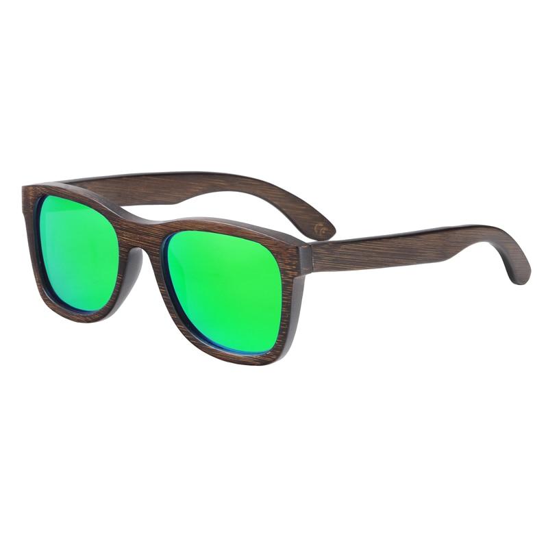 BerWer 2019 New women brand designer men polarized oculos glasses hot reading wood ladies sunglasses