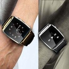 Hombres de Las Mujeres de Múltiples funciones de Bluetooth 3.0 Deportes Pantalla Táctil Inteligente Reloj de pulsera
