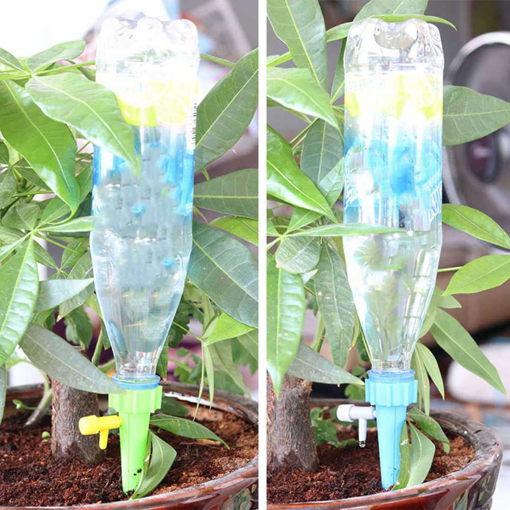 1 قطعة قابل للتعديل النبات الذاتي سقي التلقائي الري بالتنقيط نظام رش لحديقة النباتات الزهور