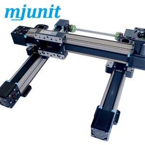 linear motion aluminum sliding