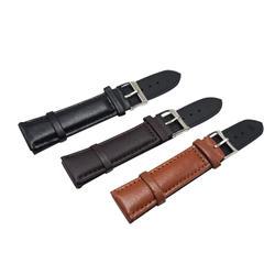 Кожаный ремешок 18 мм/20 мм/22 мм 2019 ремешок для часов 22 мм 20 мм ремешки для часов 18 мм horloge armband hebilla metal correa piel reloj 22 мм