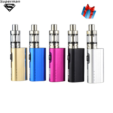 Original Vape HT 50W 2200mAh 50W Box Mod E-Cigarettes 2ml Atomizer Tank  Vape Kit Vape Pen Vaporizer Vapor Electronic Cigarette original vapor storm subverter 200w box mod kit electronic cigarettes huge vape tc tcr tfr 0 96 inch screen