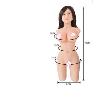 Image 2 - 2016 New 15KG Full Real Silicone and skeleton Sex dolls Reborn For Men lifelike silicone sex dolls oral sexual intercourse