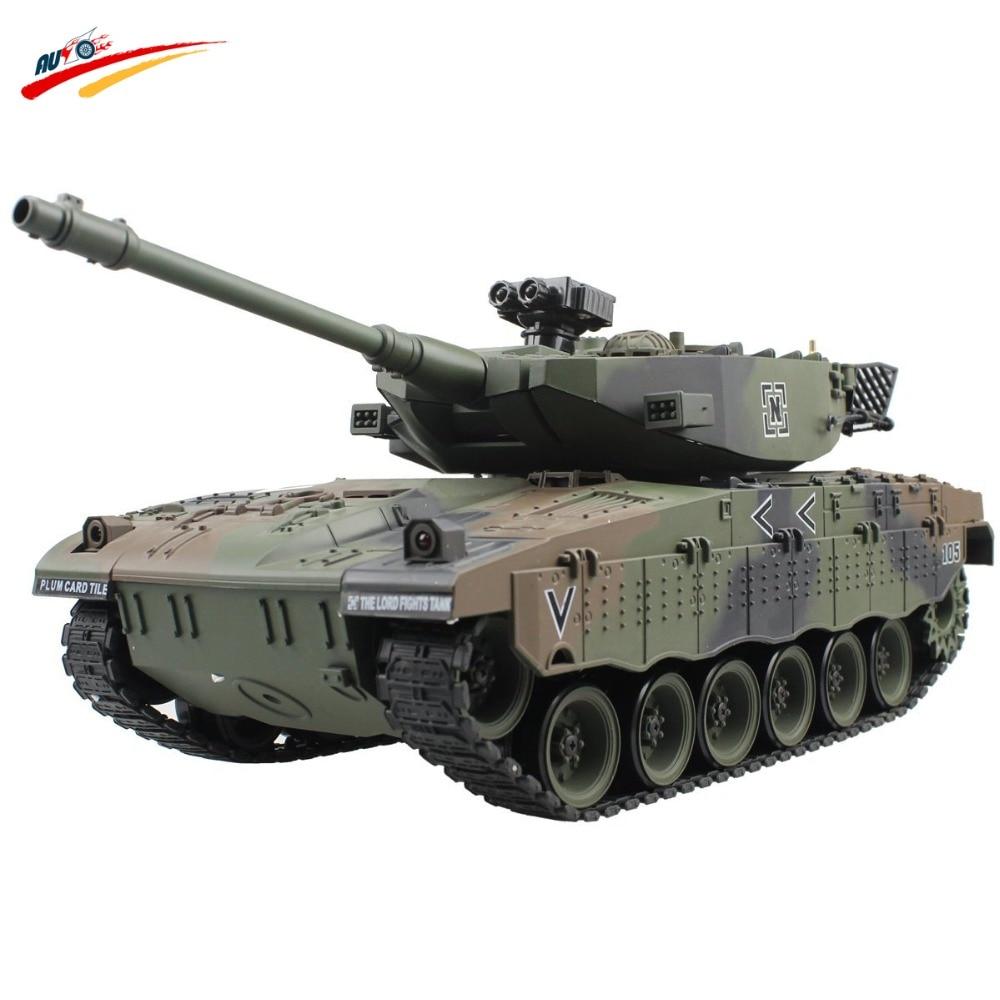 """Радиоуправляемый танк Израиль """"Меркава"""" основной боевой тактической машины Военно-основной боевой танк модель звуковой отдачи электронные игрушки хобби"""