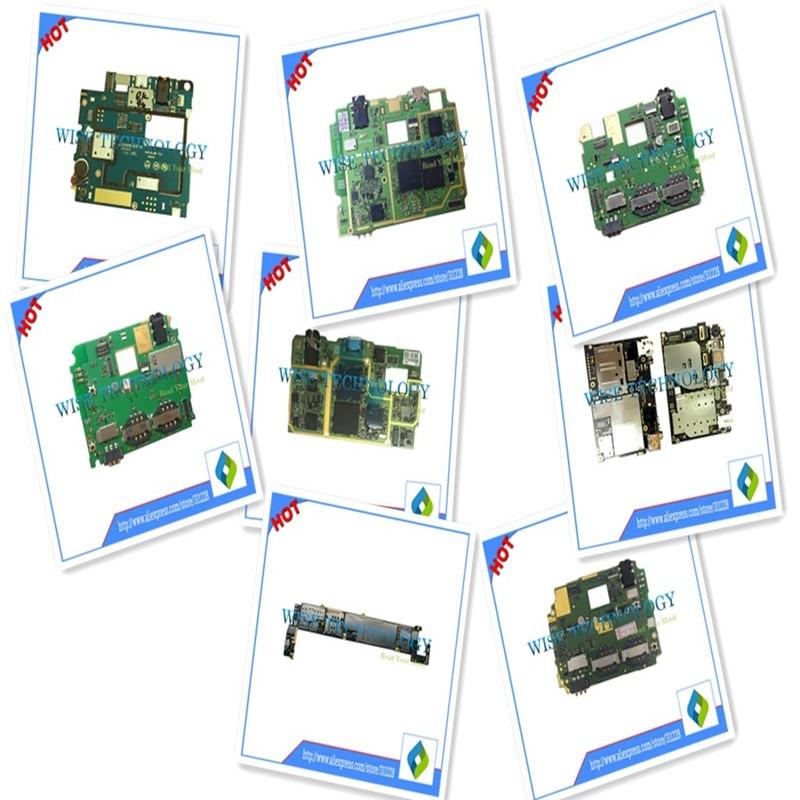 imágenes para Nueva Original para lenovo P780 S650 S920 A6000 A859 S850 A516 S90 S820 placa principal placa base tarjeta de 4 GB Sin Volumen botón
