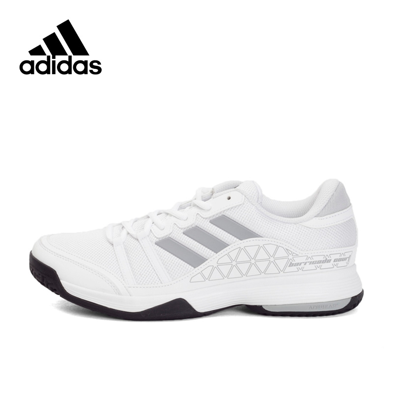 все цены на  New Arrival 2017 Original Adidas barricade court Men's Tennis Shoes Sneakers  в интернете