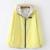 Outono Mulheres casacos jaquetas com capuz cor sólida simples feminino com zíperes casaco básico jaqueta estilo casual chaquetas mujer jtj378