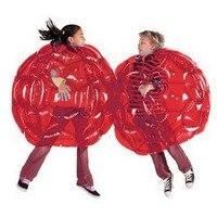 60cm Outdoor Activity PVC Inflatable Bubble Buffer Balls Collision Body Bumper Ball Family Game Sport Body Suit Drop Ship