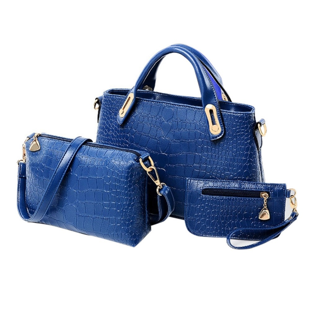 mojoyce 3 pçs/set luxo bolsas Formato : Casual Tote