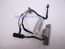 Низкая цена авто задний багажник сборки номерных свет лампы кнопка включения для Chevrolet для Cruze DC 12 В
