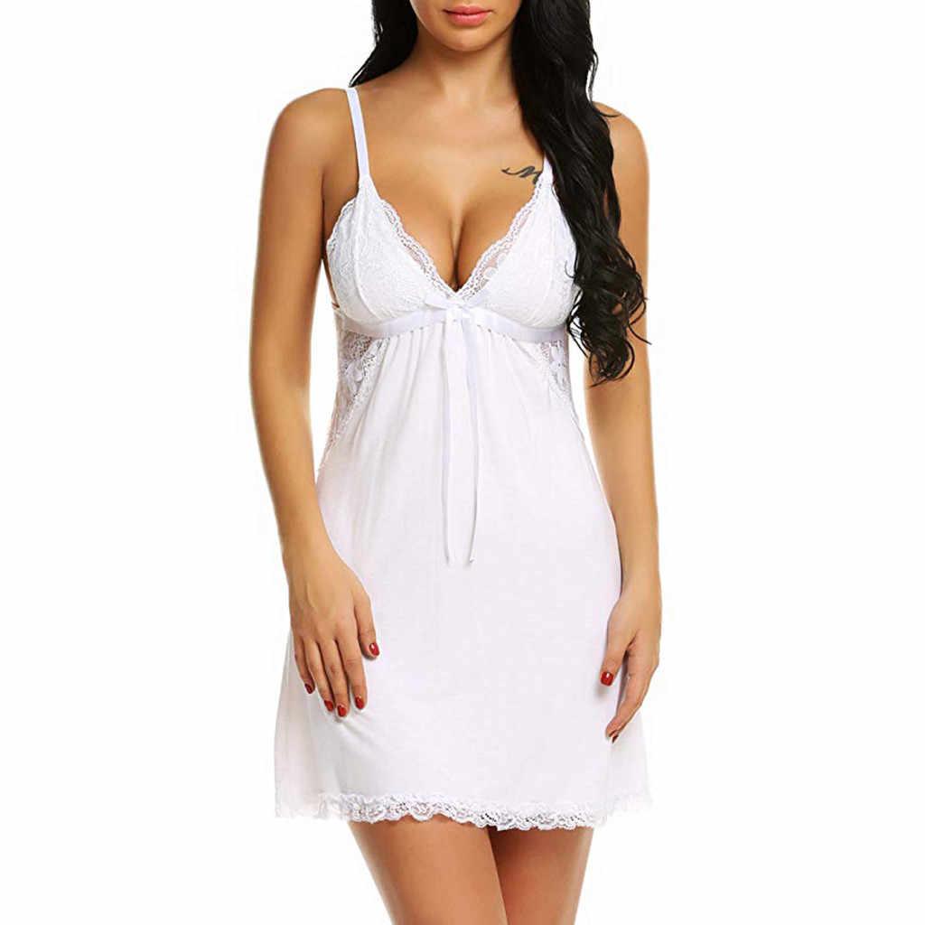 Kỳ Lạ May Mặc Đầm Gợi Cảm Rotique Chaude Bodysuits Váy Ngủ Cám Dỗ Đồ Lót Gợi Cảm Nữ Gợi Tình Jun18