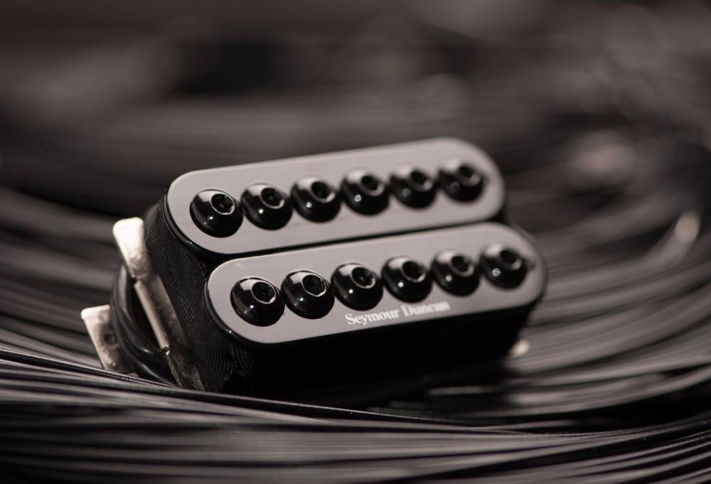 Гитарный звукосниматель Seymour Duncan SH 8 Invader, шея/Мост, изготовленный в США, в розничной упаковке *