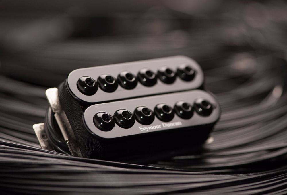 Seymour Duncan SH-8 Invader Humbucker Guitar Pickup - Neck/Bridge Made In USA With Retail Packaging*