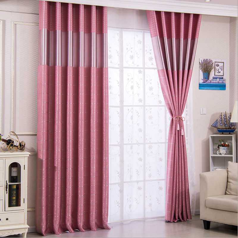 European Curtains For Living Room Luxury Jacquard Blind Drapes ...