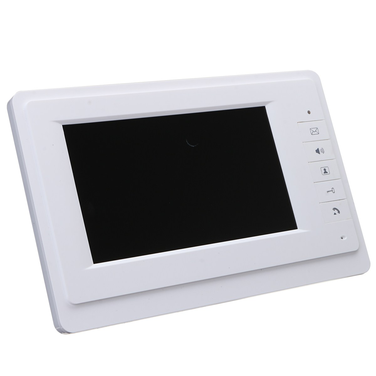 NEW 7'' Color TFT LCD 4-Line Wired Video Door Phone System Visual Intercom Doorbell Home Security hot 2017 new tft 7 inch button color lcd video door phone doorbell intercom system silver visual intercom drop shipping mar9