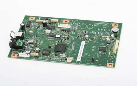 Free shipping 100% Test for H-P1522NF Formatter Board CC368-60001 printer part on sale