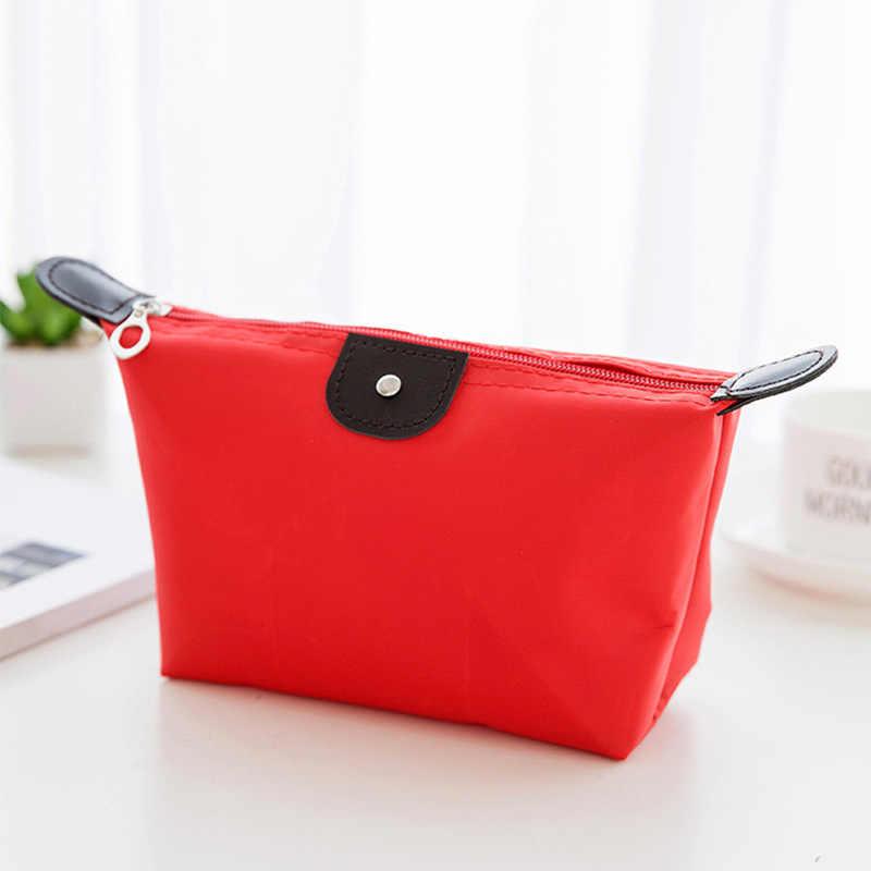 6f275ec7d446 Women Travel Toiletry Make Up Cosmetic Pouch Bag Clutch Handbag Purses Case  Cosmetic Bag for Cosmetics Makeup Bag Organizer