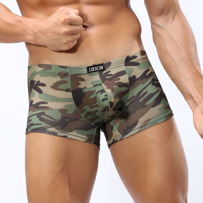 Compare Prices on Camouflage Underwear- Online Shopping/Buy Low ...