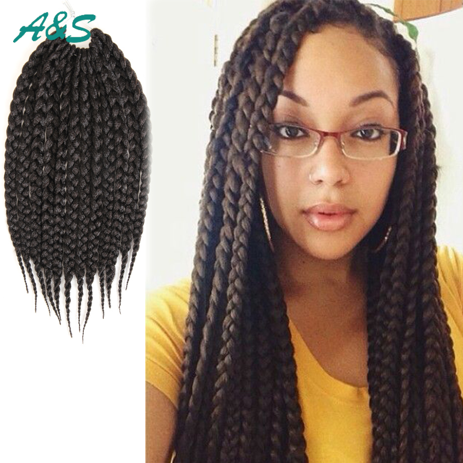 Crochet Box Braids Prices : Box Braid Crochet Hair- Online Shopping/Buy Low Price Thick Box Braid ...