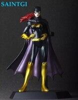 1pcs Superman V Batman ARTFX New Batwoman Justice League Crazy The Dark Knight Marvel Rises Avengers
