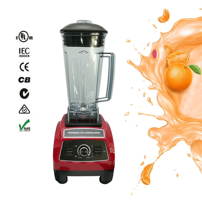 Electric Blender for Kitchen Mixer Juicer Blender Stand Fruit Baby Food Blender Kitchen Appliances Food Processor Multifunction bpa 3 speed heavy duty commercial grade juicer fruit blender mixer 2200w 2l professional smoothies food mixer fruit processor
