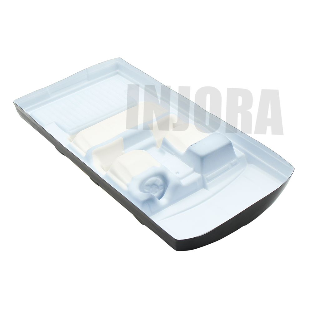 Image 4 - INJORA RC Car Interior Decoration for 1/10 Axial SCX10 II 90046 90047 Traxxas TRX4 Body Car Shell-in Parts & Accessories from Toys & Hobbies