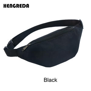 Hengreda Bags Purse Belt-Bag Fanny-Pack Belly-Pouch Phone-Coins Travel Female Men Women