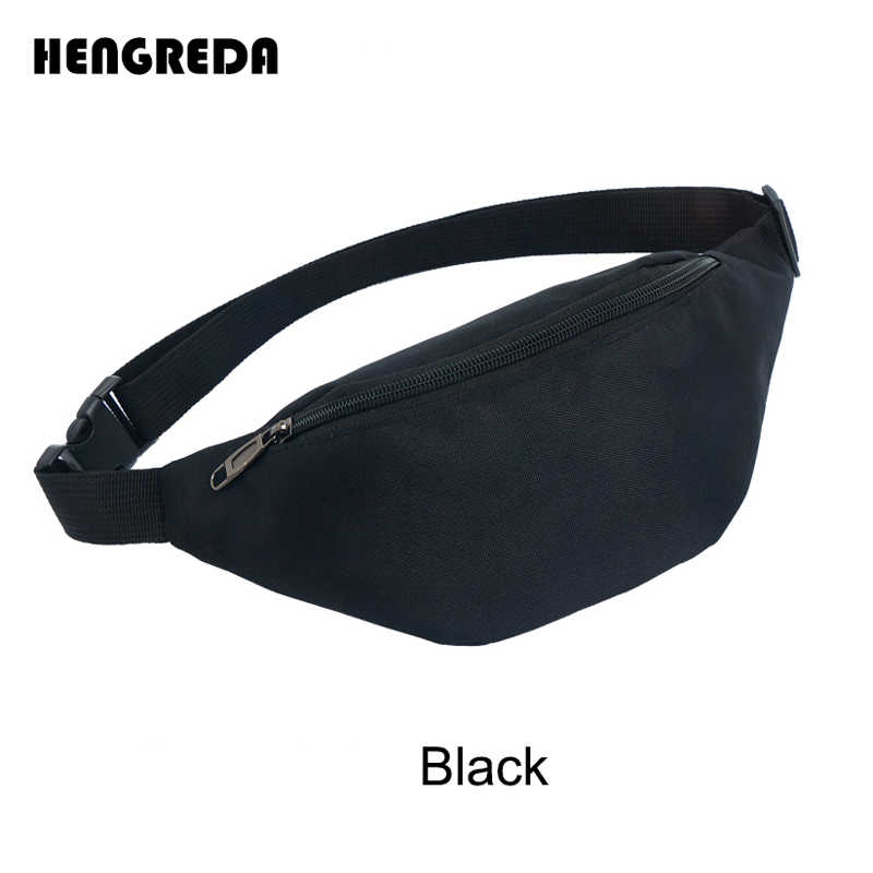 Waist Bag Women`s Belt Bag Travel Men Fanny Pack Hengreda Hip Bum Bags Female Purse Ladies Belly Pouch for Phone Coins