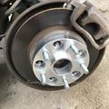(2 шт./лот) 5x115-70.3 толщина 25 мм кованый сплав колеса автомобиля прокладка адаптер для Chevrolet Captiva  Buick Hideo