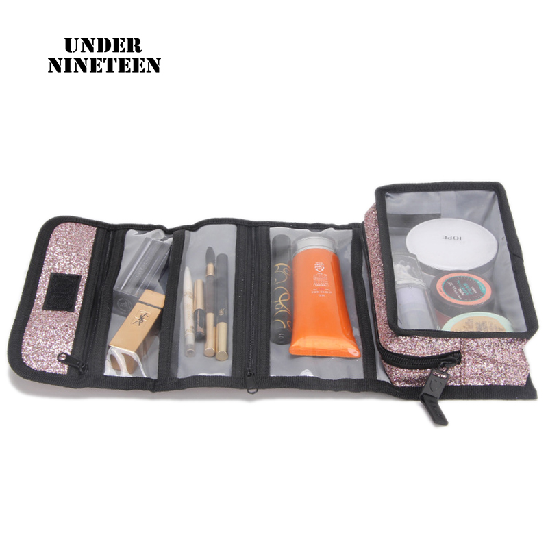 Under Nineteen New Cosmetic Travel Organizer Bags Neceser Large Capacity Toiletry Washing Make Up Pouch Wholesale Custom Logo ...