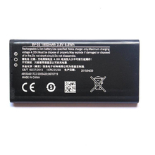 Original BV-5S RM-1013 phone battery for Nokia X2 X2DS X2D 1800mAh