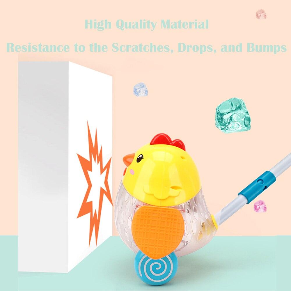 Juguetes para bebés Empujar y tirar Bebé Juguetes para niños Aves - Deportes y aire libre - foto 3