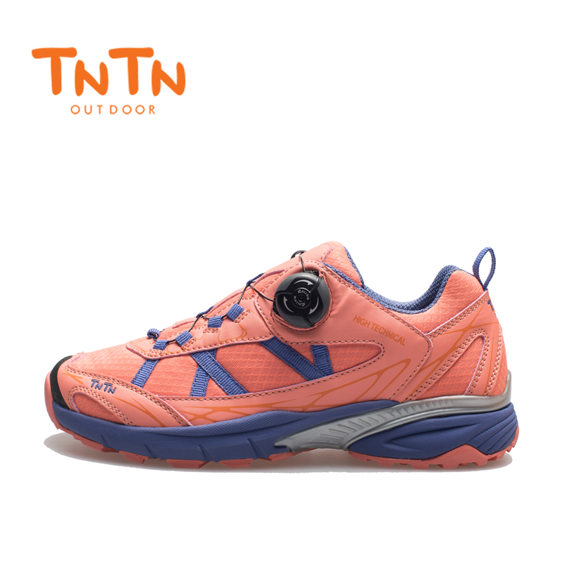 New Womens Fast Button Windwire Breathable Shoes Hip Hop Sport Sneakers 100% High Quality Comfortable