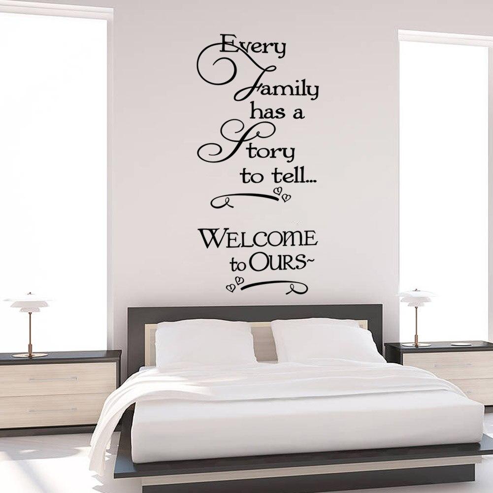 Դի Վինիլ «Ամեն ընտանիք պատմելու - Տնային դեկոր
