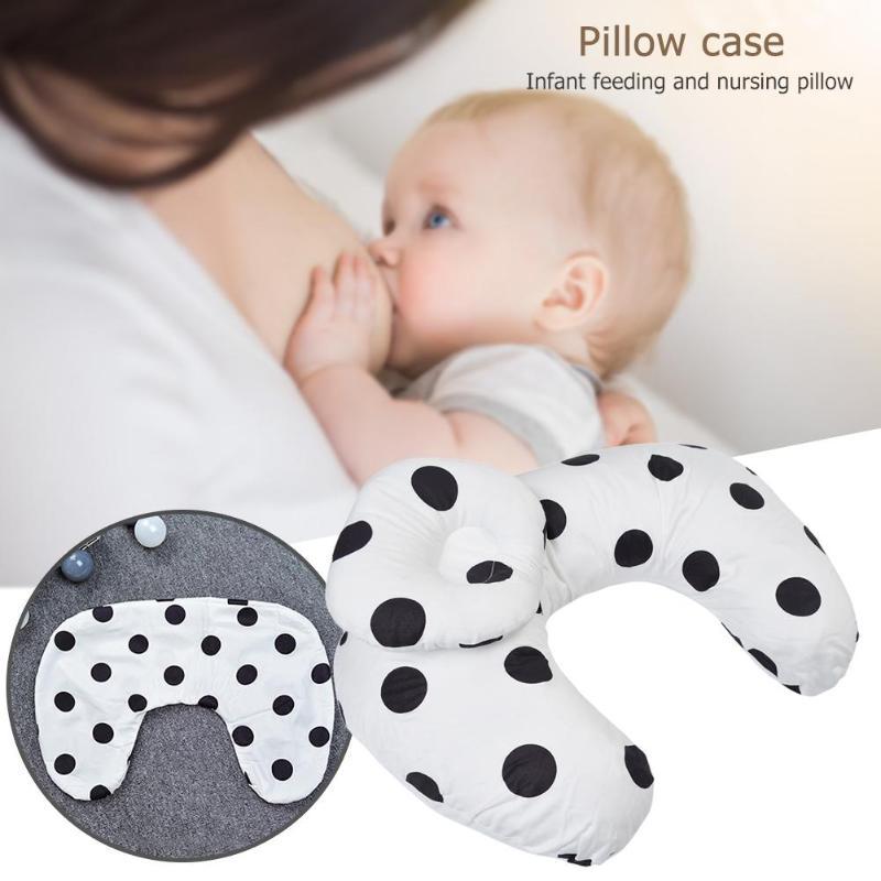 Подушка для грудного вскармливания, Подушка для кормления, наволочка для младенцев, u-образная наволочка для ухода за ребенком, постельное белье для кормления, реквизит для ребенка
