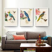 Haochu американская канва для гостиной декоративная картина