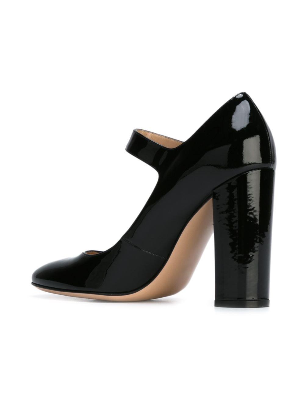 0b9919c091327 Amourplato Womens Round Toe Chunky Heel Mary Jane Pumps Thick Heels ...