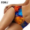 Forudesigns hot calcinhas mulheres underwear alta qualidade abdômen lingerie sem costura cuecas conforto feminino skinny mulheres underwear