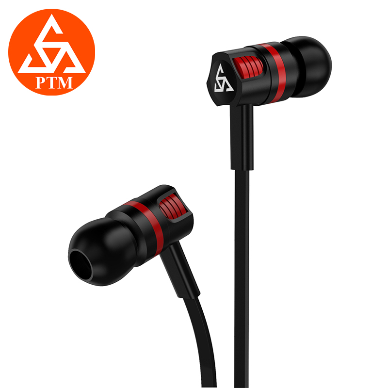 Earphone KG4 In-Ear Earphones with Mic Handsfree Fashion Music Earbuds Gaming Headset for Phone iPhone Samsung Xiaomi image