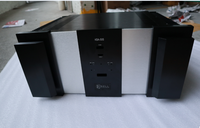 KSA 50S big Class A amplifier full aluminum chassis case enclosure 480mm*224mm*424mm