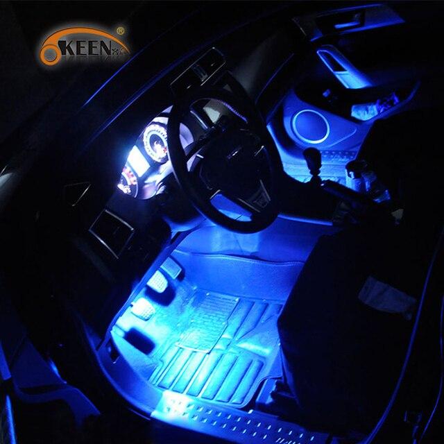 Niebieskie Zarowki Do Wnetrza Samochodu