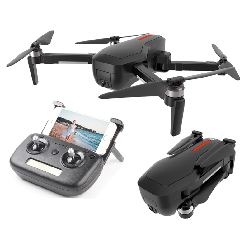 Image 2 - Professional FPV GPS Drone 4K with Camera HD WIFI Brushless Motor RC Quadcopter 25 Minute Flight Time Racing Helicopter RTF Dron-in RC Helicopters from Toys & Hobbies