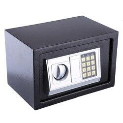 الرقمية خزائن مربع هو حفر النار مقاومة مثالية للمنزل مكتب استخدام! سلامة خزنة أمان إبقاء مجوهرات النقد أو الوثائق آمن