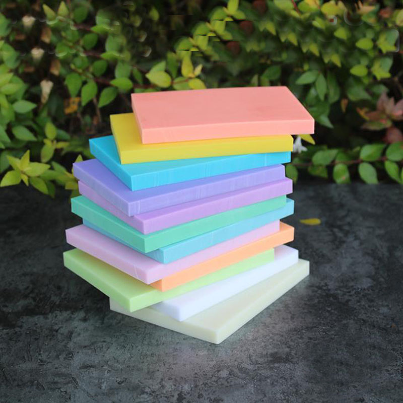 1 Pcs Candy Color Soft Durable Flexible Cube Cute Kawaii Chancery Jelly Colored Pencil Rubber Erasers For School Kids