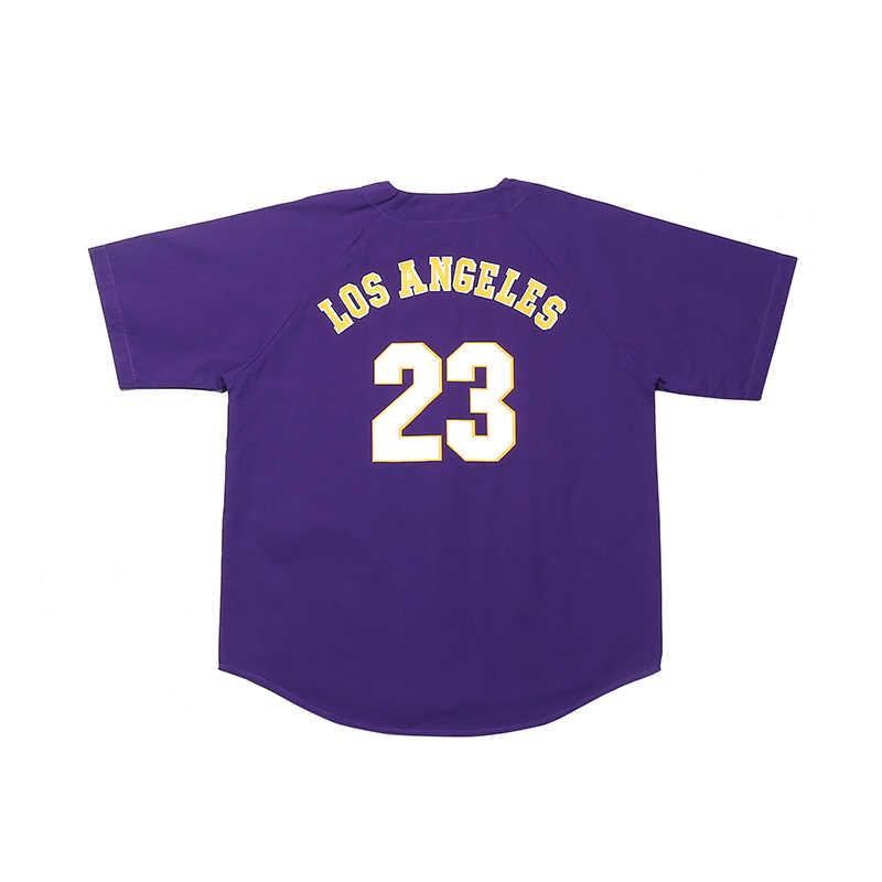 Camiseta de béisbol para hombre, nueva moda, con letras impresas, camiseta de hip-hop, Skateboard, camisetas para parejas, ropa de calle