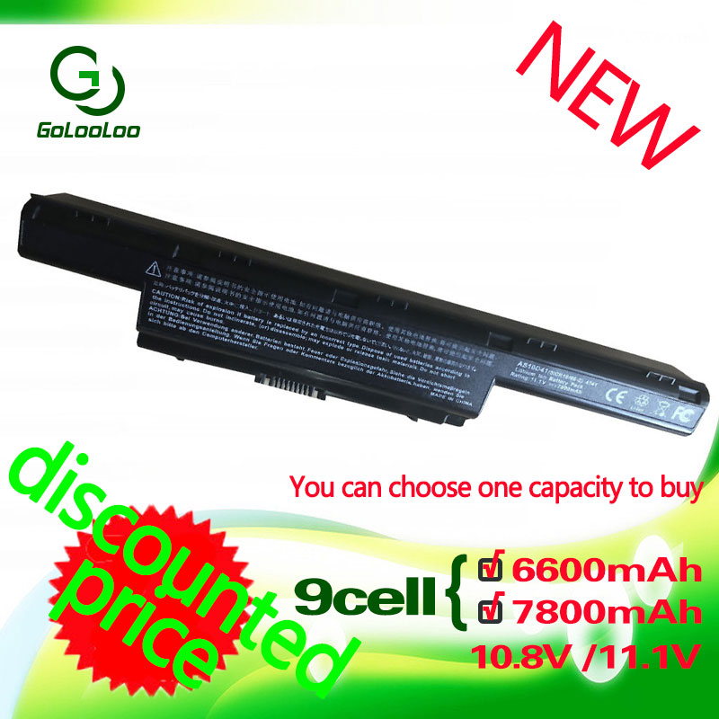 """Golooloo 11.1V"" baterija ""Acer AS10D31"" as10d41 AS10D51 AS10D61 AS10D71 AS10D75 AS10D81 v3 771g 5560 5750 5551G 5560G 5750G"